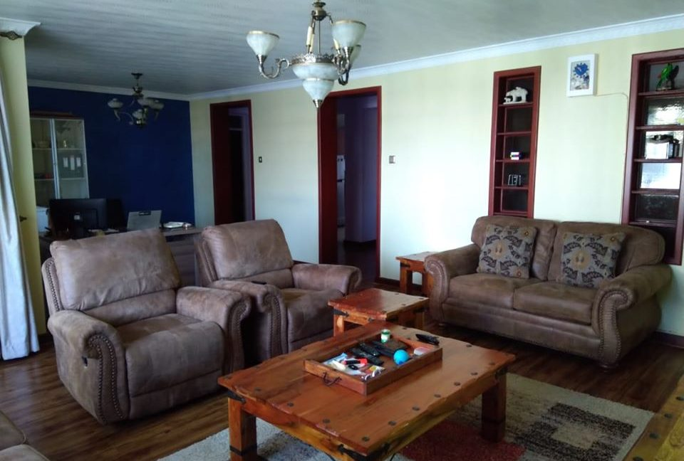 Spacious 3 Bedroom Apartment plus DSQ located in Kileleshwa near Kasuku Centre6