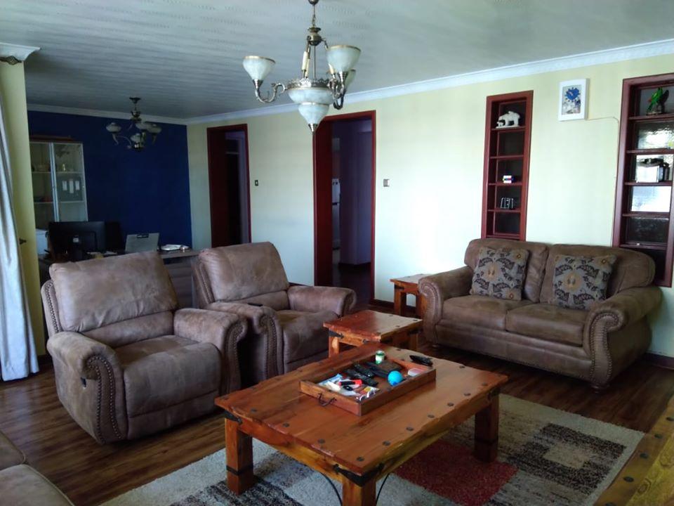 Spacious 3 Bedroom Apartment plus DSQ located in Kileleshwa near Kasuku Centre