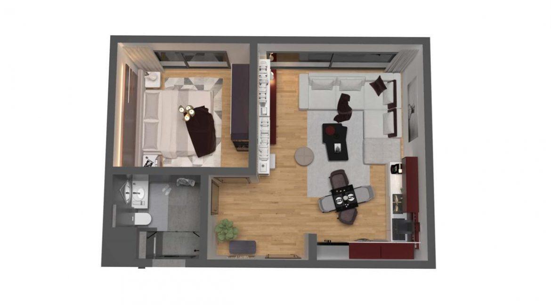 Ambra Heights (Studios, 1 & 2 Bedrooms) 4