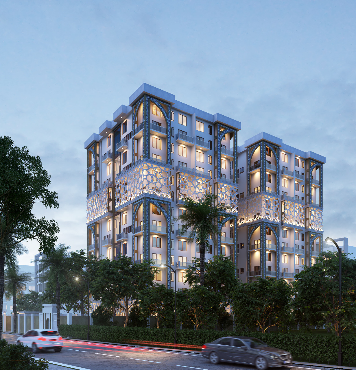 Hilal Apartments, Project in Parklands for 22 million,5 Bedroom duplexes