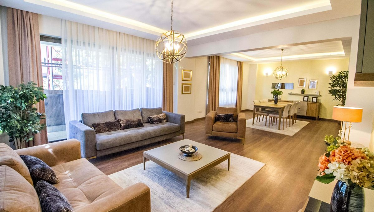 Rosewood Apartments 3 Bedrooms with DSQ