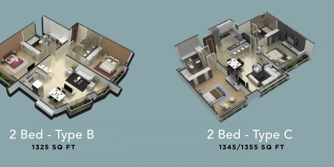 Silverstone Kilimani - Unique One & Two Bedroom Apartments On Argwings Kodhek Near Yaya Centre 2 copy 2