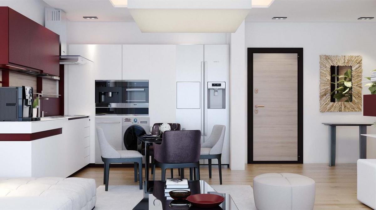 Ambra Heights (Studios, 1 & 2 Bedrooms)