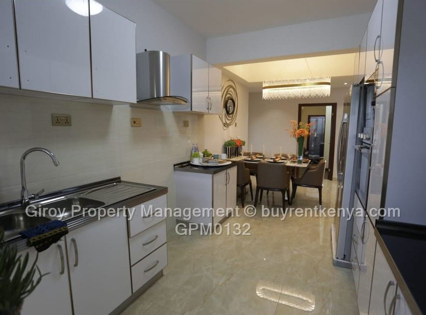 3 Bed Flat & Apartment for Sale in Kilimani giroy properties13