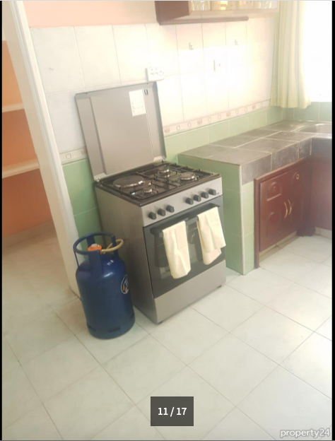 Elegant 2 Bedroom Furnished and Serviced Apartment, Upperhill - giroy property management11