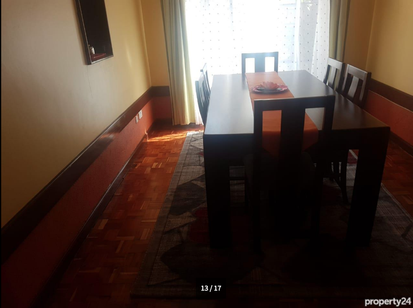 Elegant 2 Bedroom Furnished and Serviced Apartment, Upperhill - giroy property management13