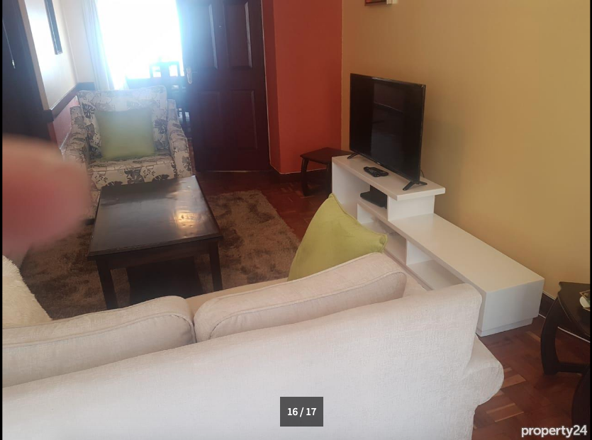 Elegant 2 Bedroom Furnished and Serviced Apartment, Upperhill - giroy property management16