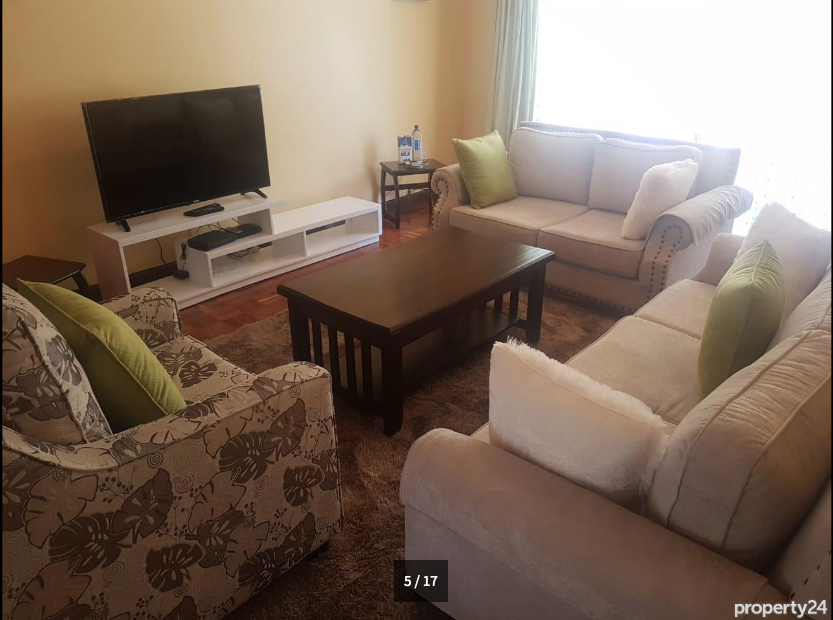 Elegant 2 Bedroom Furnished and Serviced Apartment, Upperhill - giroy property management5