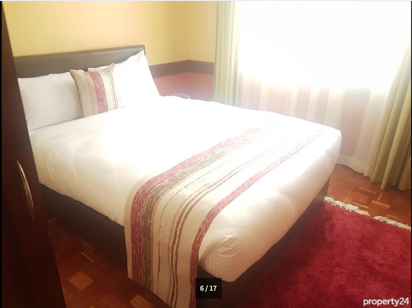 Elegant 2 Bedroom Furnished and Serviced Apartment, Upperhill - giroy property management6
