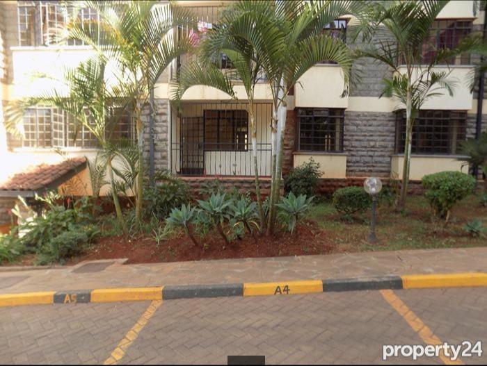 Lovely 3 Bedroom Apartment, Kileleshwa - giroy1
