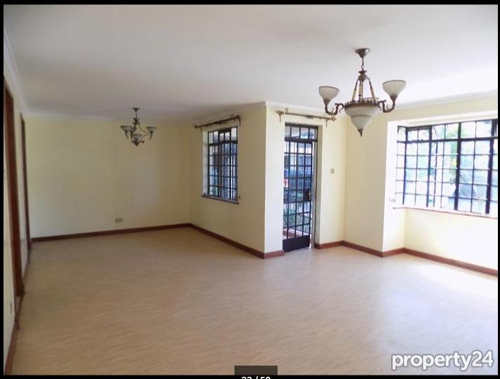 Lovely 3 Bedroom Apartment, Kileleshwa - giroy16