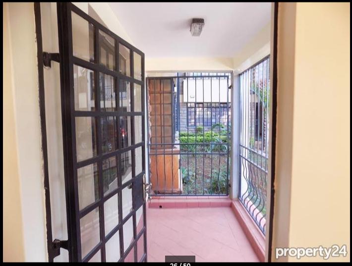 Lovely 3 Bedroom Apartment, Kileleshwa - giroy17