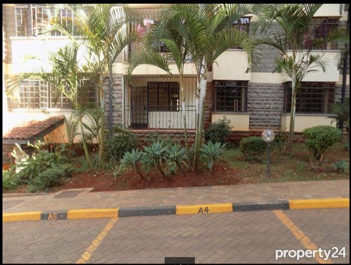 Lovely 3 Bedroom Apartment, Kileleshwa - giroy29