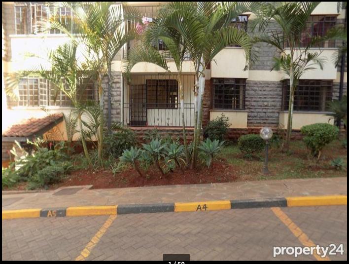 Lovely 3 Bedroom Apartment, Kileleshwa - giroy31