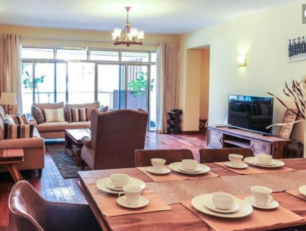 Lovely 3 Bedroom Apartment at Lavington giroy properties7