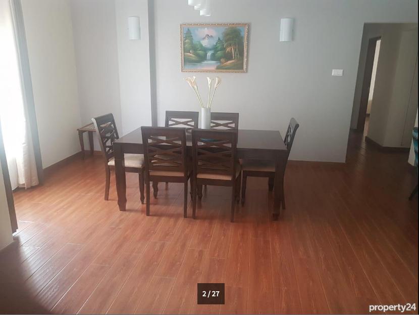 giroy property management - Fully Furnished 3 Bedroom Apartment, Kileleshwa 2