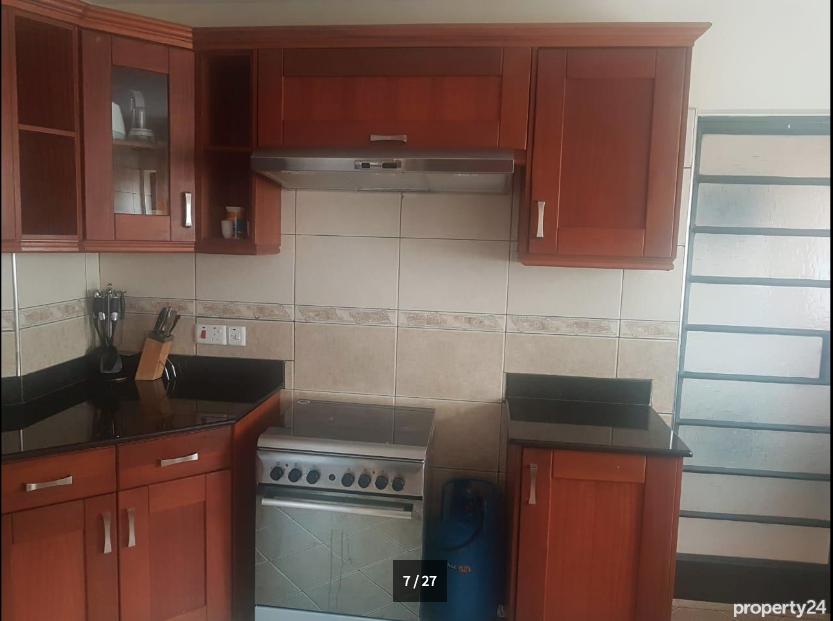 giroy property management - Fully Furnished 3 Bedroom Apartment, Kileleshwa 7