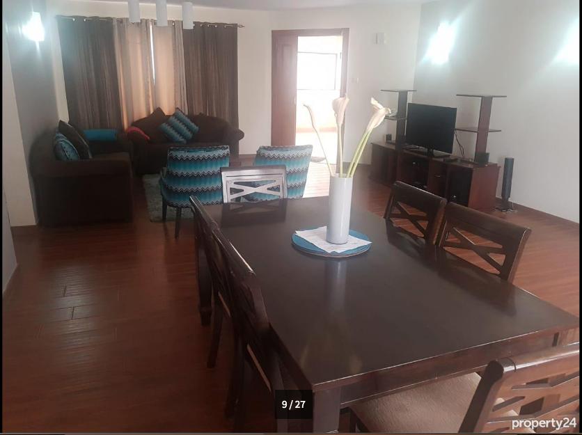 giroy property management - Fully Furnished 3 Bedroom Apartment, Kileleshwa 9