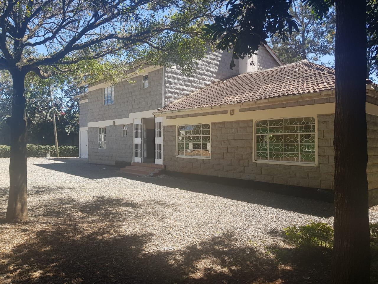 6 Bedroom Commercial / Office in Karen, Marula Lane for Rent