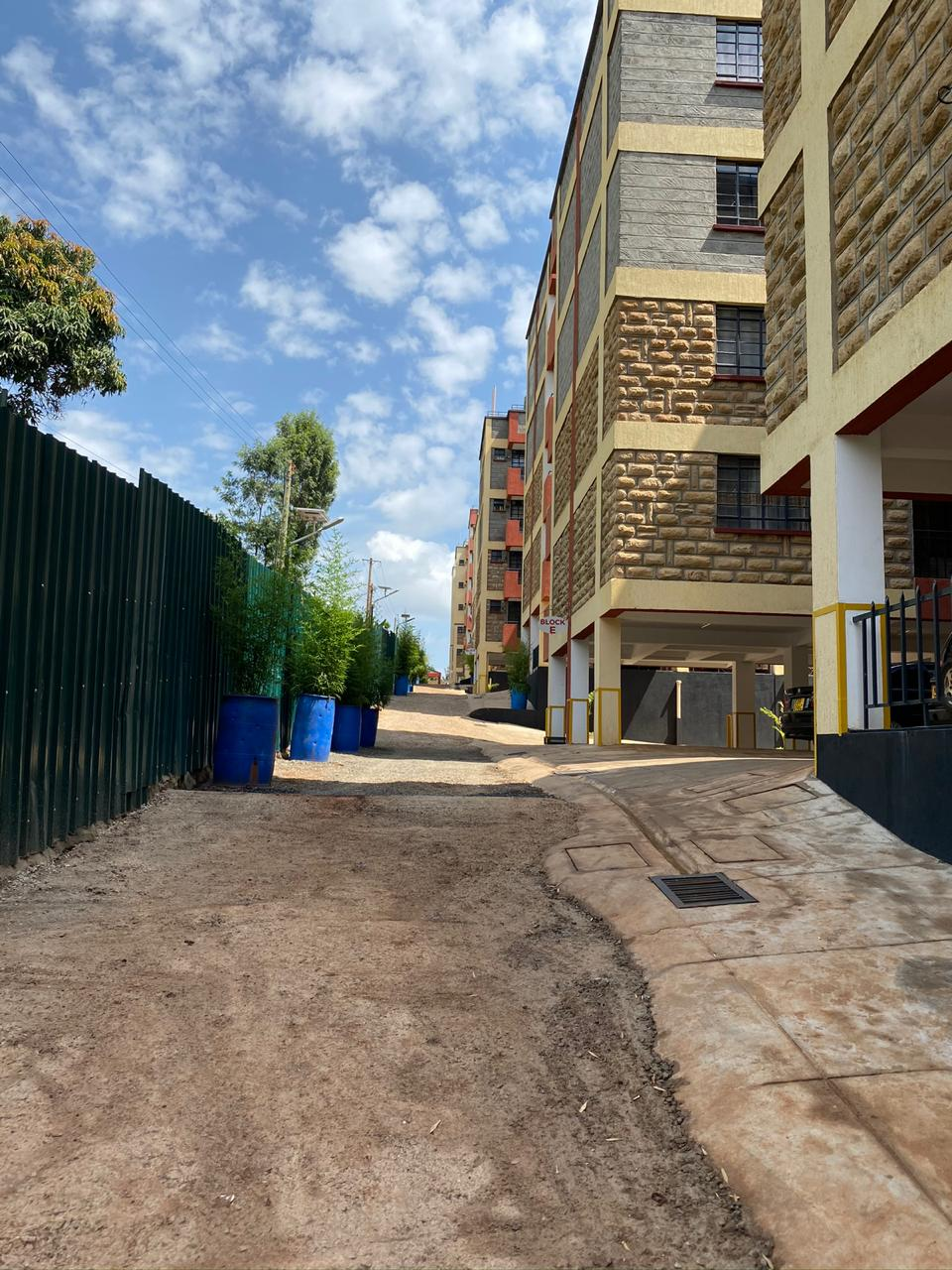 64 two Bedroom Units and 20 One Bedroom units – Swimming Pool – Rooftop Gym, Kiriwa Road, Off Peponi Road