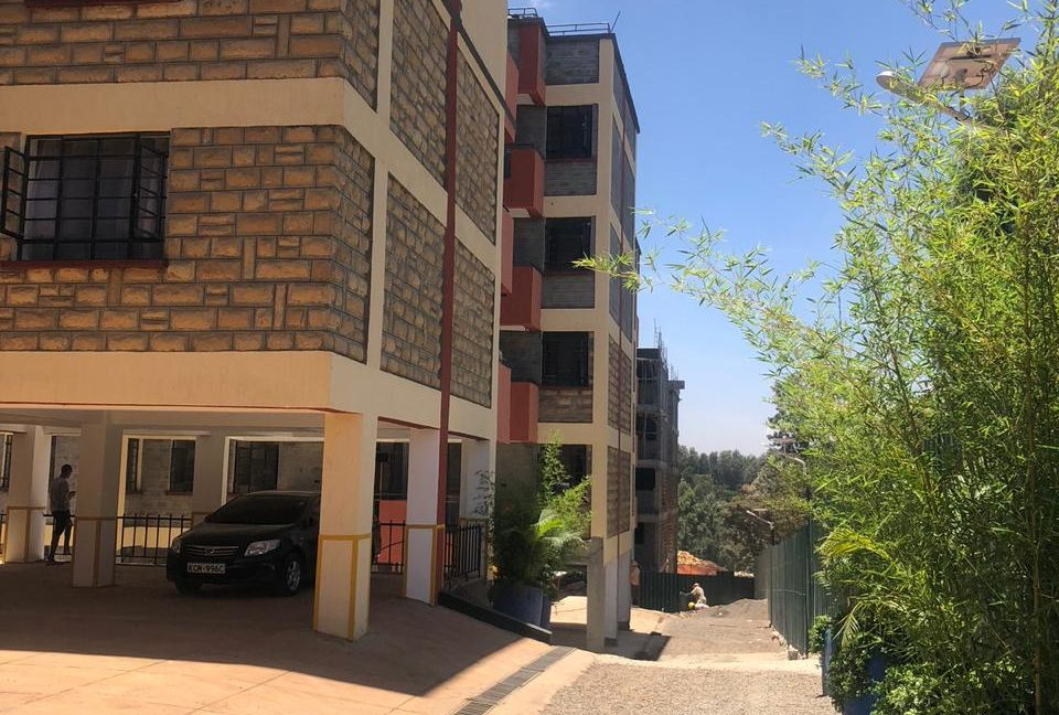 64 two Bedroom Units and 20 One Bedroom units - Swimming Pool - Rooftop Gym, Kiriwa Road, Off Peponi Road3