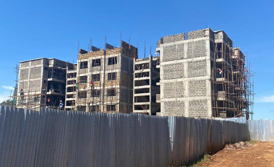 64 two Bedroom Units and 20 One Bedroom units - Swimming Pool - Rooftop Gym, Kiriwa Road, Off Peponi Road4