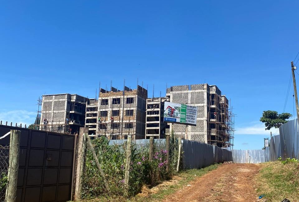 64 two Bedroom Units and 20 One Bedroom units - Swimming Pool - Rooftop Gym, Kiriwa Road, Off Peponi Road8