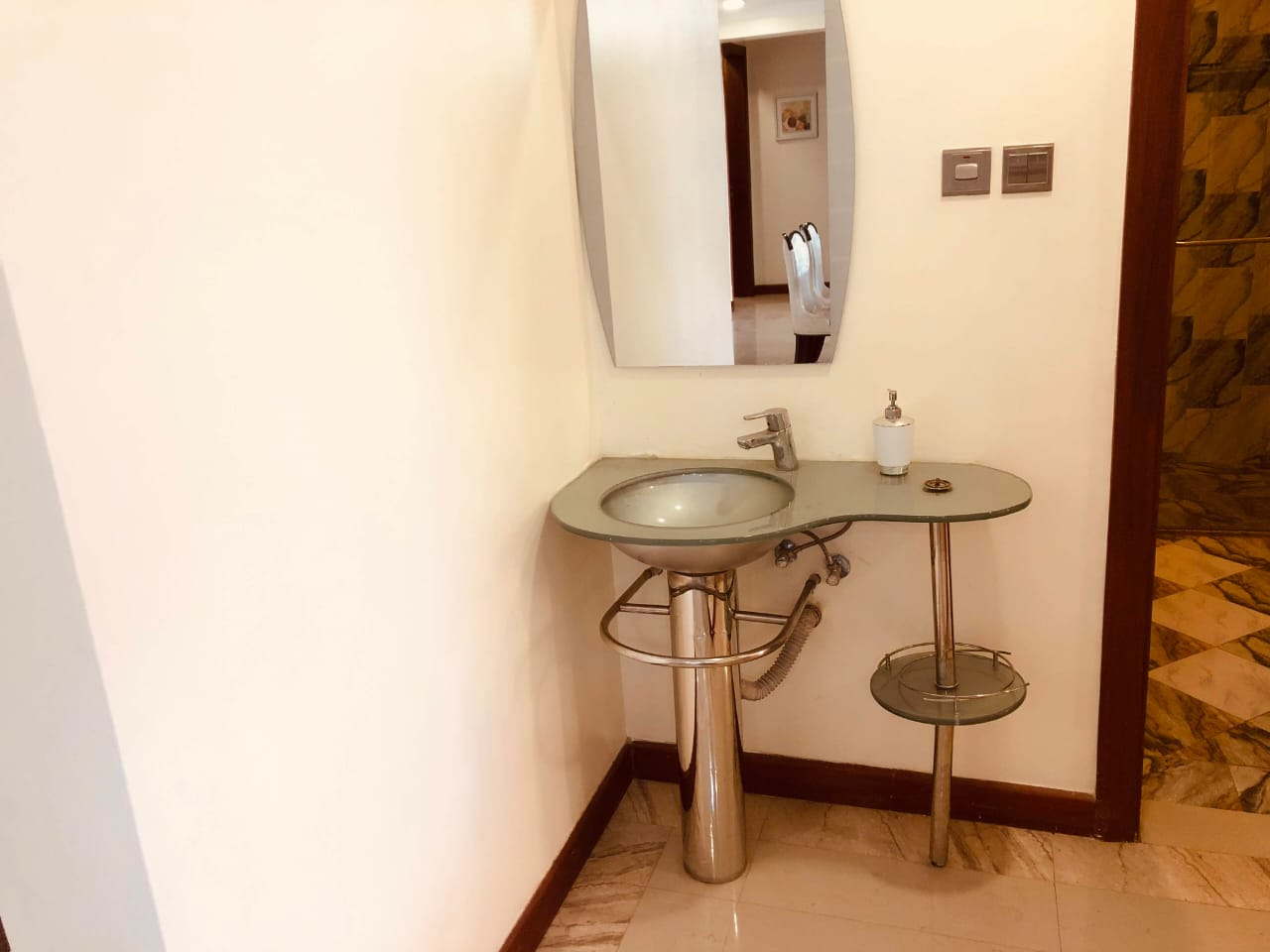 Beautiful Furnished 3 Bedroom Apartment in a Magical and Aristocratic Lifestyle – Along Nyangumi Road, Kilimani