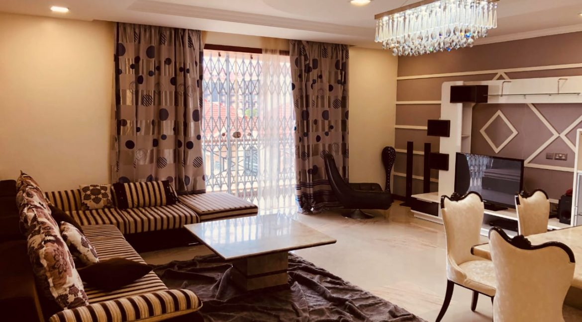 Beautiful 3 Bedroom Apartment in a Magical and Aristocratic Lifestyle - Along Nyangumi Road, Kilimani15