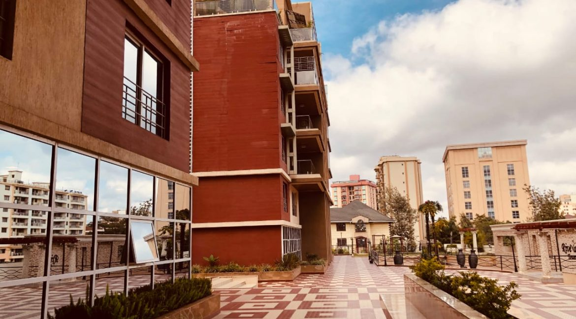 Beautiful 3 Bedroom Apartment in a Magical and Aristocratic Lifestyle - Along Nyangumi Road, Kilimani18