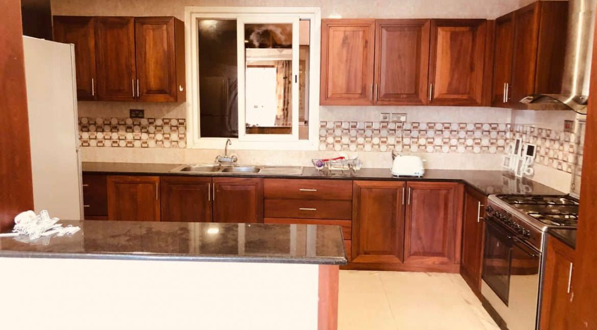 Beautiful 3 Bedroom Apartment in a Magical and Aristocratic Lifestyle - Along Nyangumi Road, Kilimani3