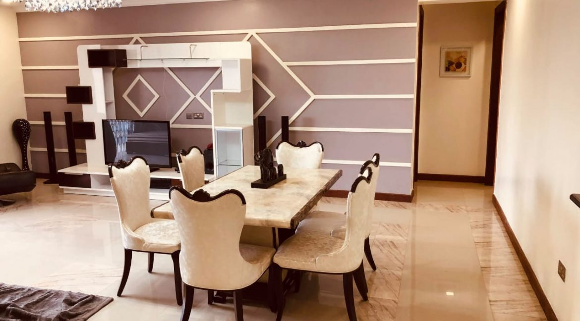 Beautiful 3 Bedroom Apartment in a Magical and Aristocratic Lifestyle - Along Nyangumi Road, Kilimani4