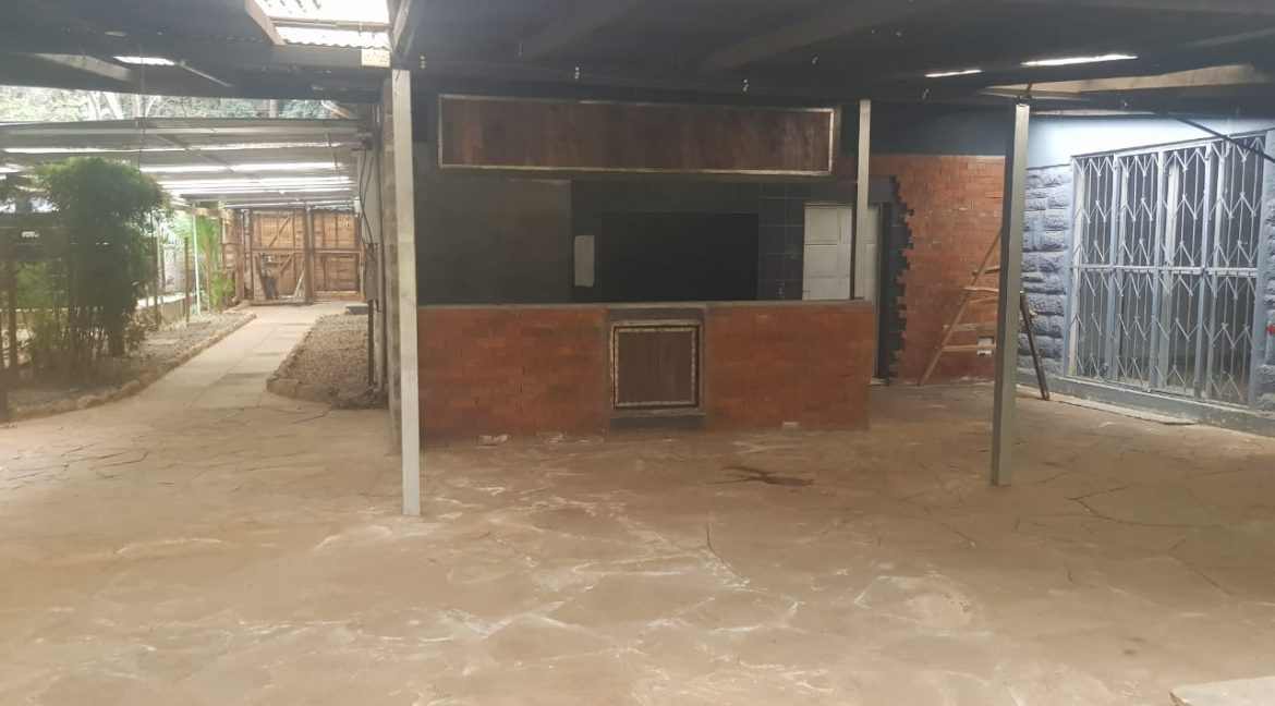 Commercial Property To Let Ideal for Restaurant or School in Prime Location in Karen15