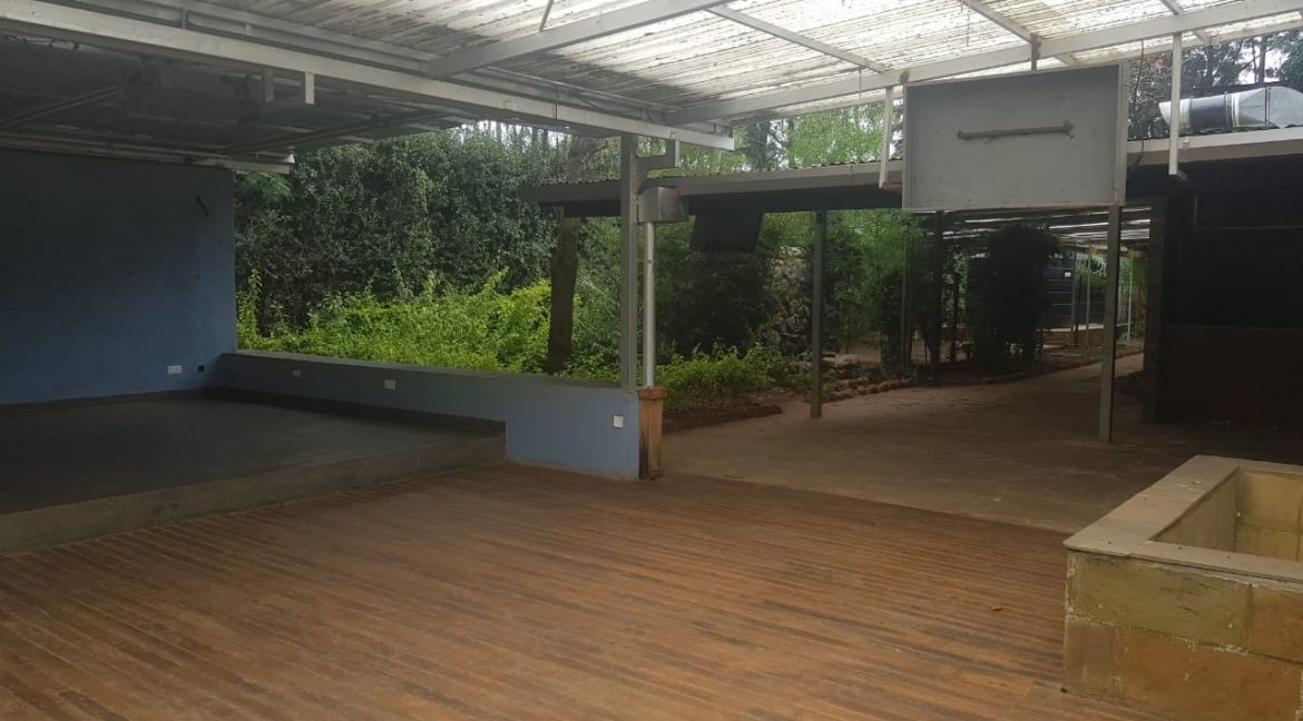 Commercial Property To Let Ideal for Restaurant or School in Prime Location in Karen16