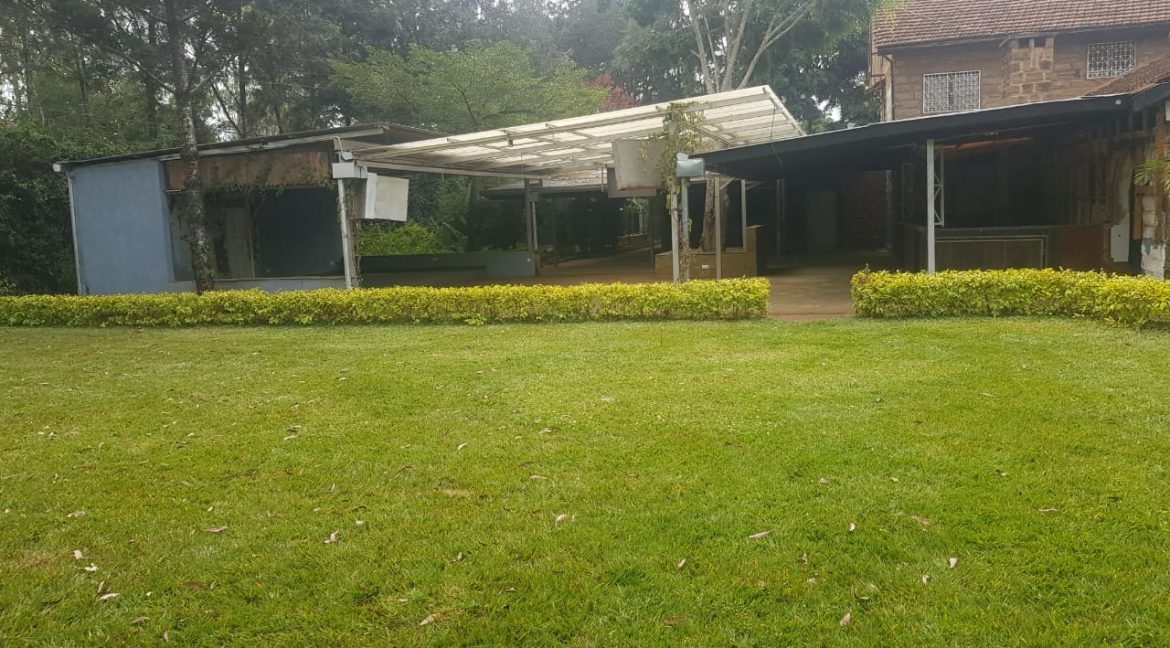 Commercial Property To Let Ideal for Restaurant or School in Prime Location in Karen22