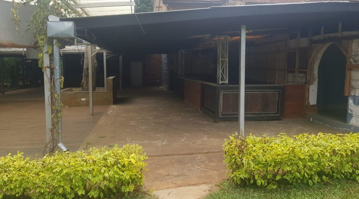 Commercial Property To Let Ideal for Restaurant or School in Prime Location in Karen25