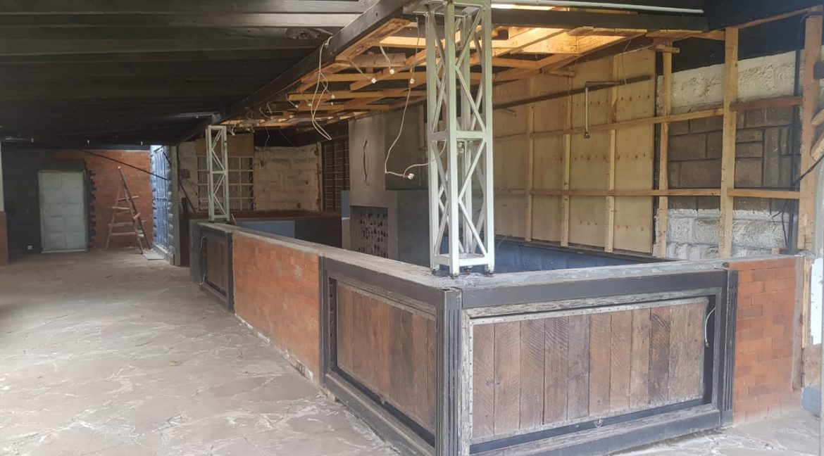 Commercial Property To Let Ideal for Restaurant or School in Prime Location in Karen26