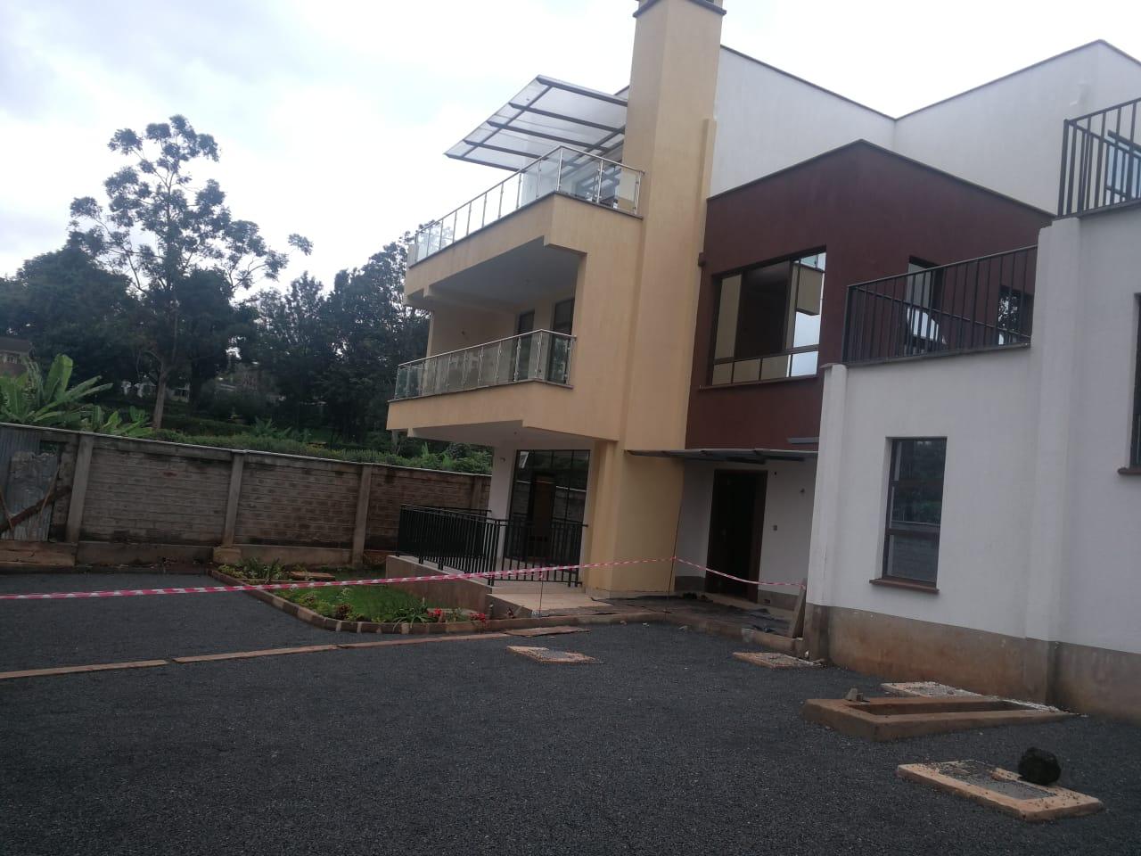 5 Bedroom all En-suite Townhouses for Sale in Kileleshwa, Nairobi