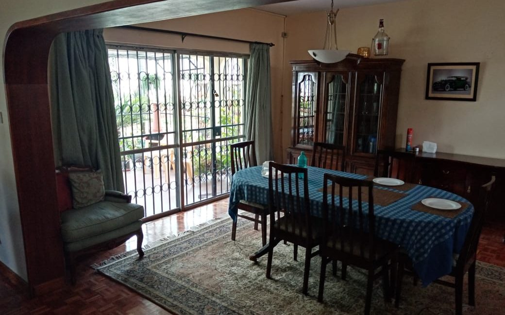 4 Bedroom All Ensuite with Visitor Cloak Room Plus Dsq, Well Done Garden in 1:8 Are for Sale in Lavington, Nairobi at Ksh60M8