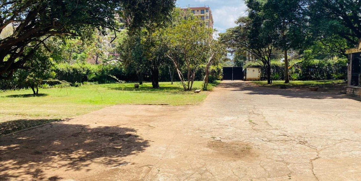 1.3 Acres of Prime Land for Sale in Kilimani off Argwings Kodhek Road, Going for Ksh650M - Negotiable1