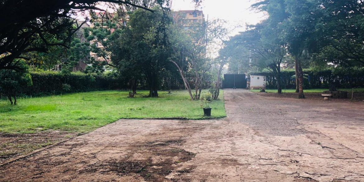 1.3 Acres of Prime Land for Sale in Kilimani off Argwings Kodhek Road, Going for Ksh650M - Negotiable10