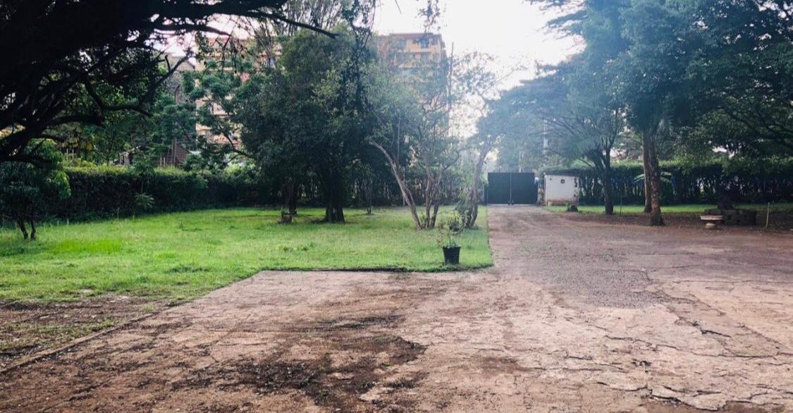 1.3 Acres of Prime Land for Sale in Kilimani off Argwings Kodhek Road, Going for Ksh650M - Negotiable5