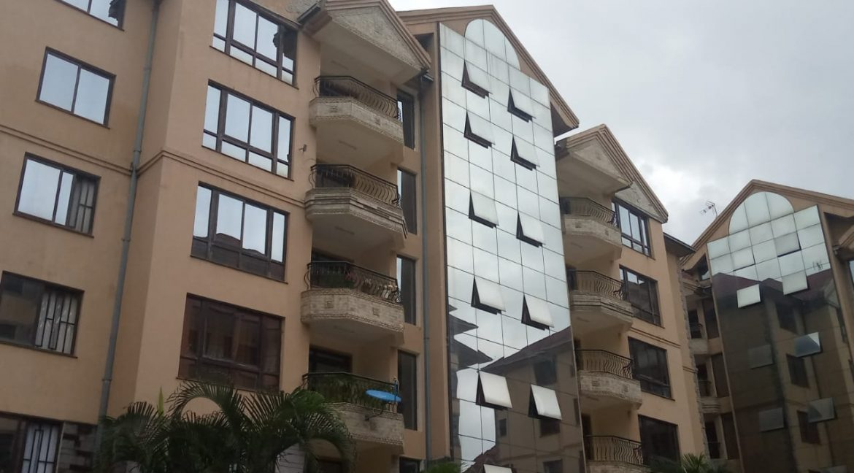 3 Bedroom Apartment for Rent in Kilimani at Ksh75k Near Yaya3