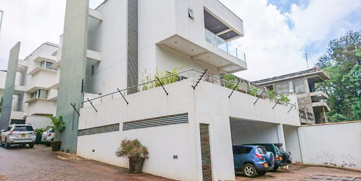 4 Bedrooms on 3 Floors for Sale in Westlands close to Westgate and Sarit Centre at Ksh70M13