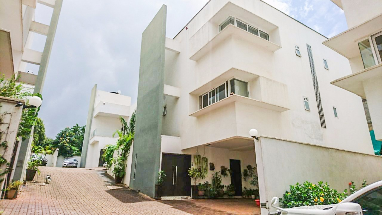 4 Bedrooms on 3 Floors for Sale in Westlands close to Westgate and Sarit Centre at Ksh70M