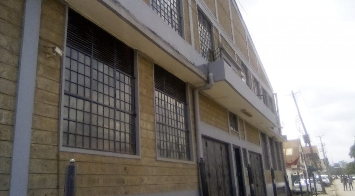 7500 sq ft Warehouse Space Available for Rent in Industrial area, Nairobi, at Ksh30 per sq ft1