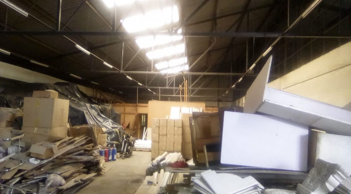 7500 sq ft Warehouse Space Available for Rent in Industrial area, Nairobi, at Ksh30 per sq ft9