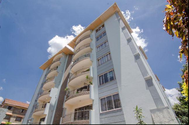 Cosy 3 Bedroom Apartment All ensuite + cloakroom to let along Rhapta road, Westlands at Ksh130k1