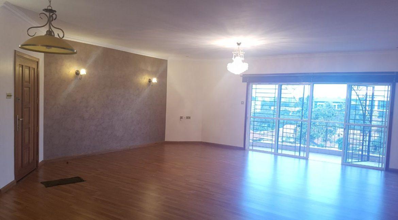 Cosy 3 Bedroom Apartment All ensuite + cloakroom to let along Rhapta road, Westlands at Ksh130k3