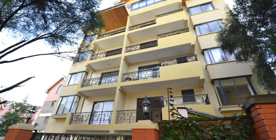 Kileleshwa 1 and 2 Bedroom Furnished Apartments for Rent at Ksh80k and Ksh100k respectively 1